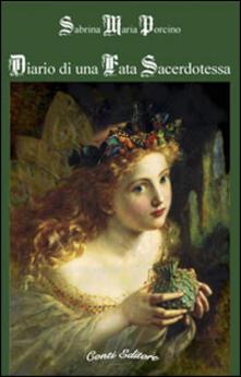 Diario di una fata sacerdotessa - Sabrina M. Porcino - copertina
