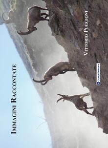 Immagini raccontate - Vittorio Puggioni - copertina