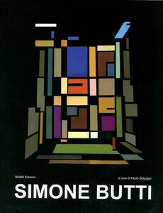 Simone Butti. Ediz. multilingue - copertina