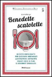 Benedette scatolette - Antonio Mungai - copertina