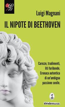 Il nipote di Beethoven - Luigi Magnani - copertina