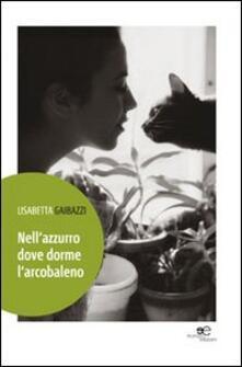 Nell'azzurro dove dorme l'arcobaleno - Lisabetta Gaibazzi - copertina