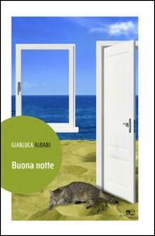 Buona notte - Gianluca Albani - copertina