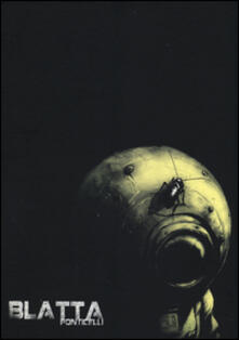 Blatta - Alberto Ponticelli - copertina