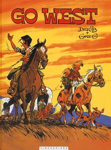 Go West - Derib,Greg - copertina