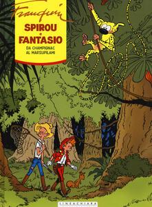 Da Champignac al Marsupilami. Spirou e Fantasio. Ediz. integrale. Vol. 4 - Franquin - copertina