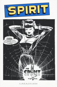 The Spirit. Vol. 1 - Will Eisner - copertina