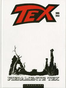 Fieramente Tex (2005-2013). White edition - copertina