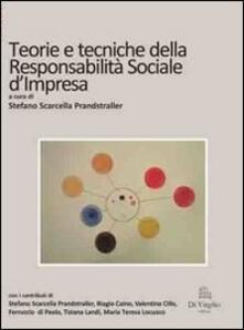 Teorie e tecniche della responsabilità sociale d'impresa - copertina