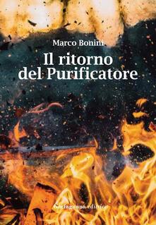 Il ritorno del purificatore - Marco Bonini - copertina