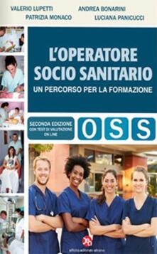 Voluntariadobaleares2014.es L' operatore socio-sanitario. Un percorso per la formazione. Con Contenuto digitale per accesso on line Image
