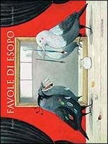 Favole di Esopo. Ediz. illustrata - Esopo,Ayano Imai - copertina