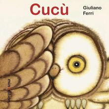 Cucù - Giuliano Ferri - copertina