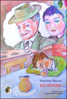 Ho sonno - Vincenzo Peluso - copertina