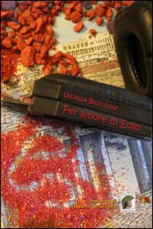 Per amore di Eolo - Giorgia Bruzzone - copertina