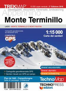 Osteriacasadimare.it Monte Terminillo. Carta dei sentieri Image