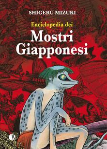 Enciclopedia dei mostri giapponesi - Shigeru Mizuki - copertina