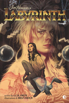 Labyrinth - Clark A. Smith - copertina