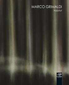 Habitat - Marco Grimaldi - copertina