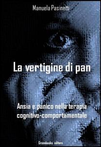 Ebook vertigine di pan Pasinetti, Manuela
