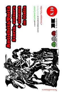 Antichità/Unità. Storia, cultura e cinema in Italia - copertina