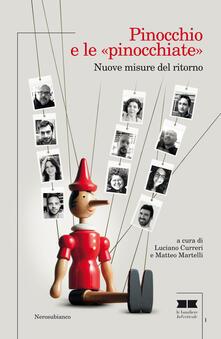Pinocchio e le «pinocchiate». Nuove misure del ritorno - copertina