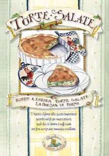 Torte salate. La poesia in forno - copertina