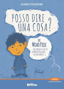 Ipabsantonioabatetrino.it Posso dire una cosa? di Miao Pioi (un parente stretto di Mario Polidori in una morsa...) Image