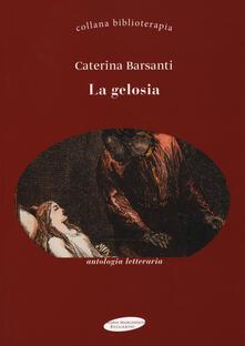 La gelosia - Caterina Barsanti - copertina