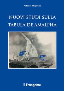 Recuperandoiltempo.it Nuovi studi sulla Tabula de Amalpha Image