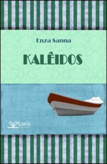 Kaleidos - Enzo Sanna - copertina