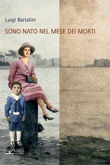 Sono nato nel mese dei morti - Luigi Bartalini - copertina