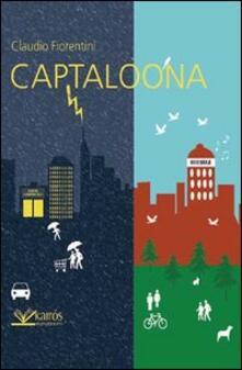 Captaloona - Claudio Fiorentini - copertina