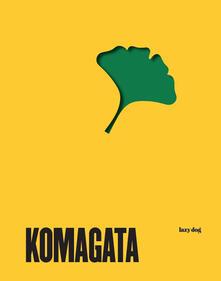 I libri di Katsumi Komagata. Ediz. illustrata - Katsumi Komagata - copertina