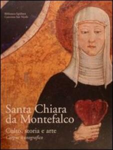 Santa Chiara da Montefalco. Culto, storia e arte. Corpus iconografico
