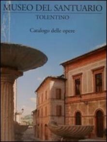 Museo del Santuario, Tolentino. Catalogo delle opere - copertina