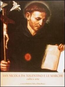 San Nicola da Tolentino e le Marche. Culto e arte - copertina