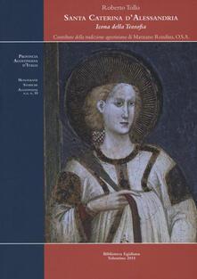 Santa Caterina dAlessandria, icona della teosofia.pdf