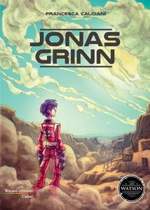 Jonas Grinn - Francesca Caldiani - copertina