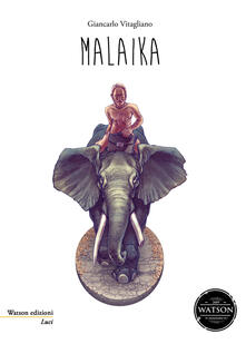Malaika - Giancarlo Vitagliano - copertina