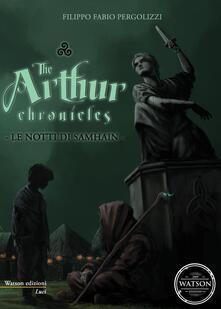 Steamcon.it The Arthur chronicles. Le notti di Samhain Image