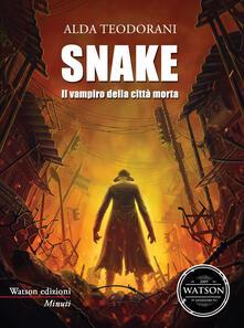 Camfeed.it Snake. Il vampiro della città morta Image
