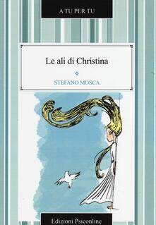 Le ali di Christina - Stefano Mosca - copertina