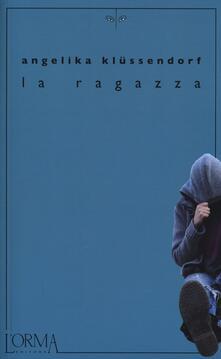 La ragazza - Angelika Klüssendorf - copertina