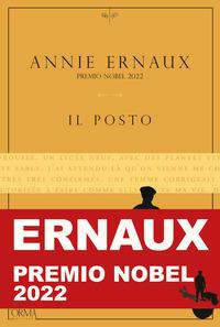 Il Il posto - Ernaux Annie - wuz.it