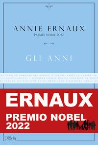Gli Gli anni - Ernaux Annie - wuz.it