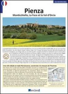 Pienza, Monticchiello, La Foce et la Val d'Orcia. Ediz. francese