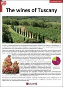 The wines of Tuscany - copertina