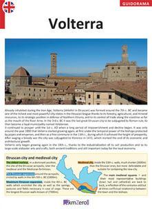 Grandtoureventi.it Volterra. Ediz. inglese Image