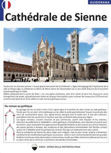 Cathédrale de Sienne - copertina